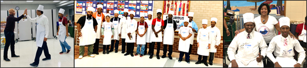 HCCAAC - Men-In-The_Kitchen -25th Anniversary - collage