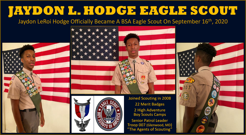 Eagle Scout Project -by- Jaydon Hodge Help Transform HCCAAC Into A Digital Museum